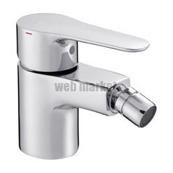 MITIGEUR BIDET JULY CHROME JD E16028-4-CP