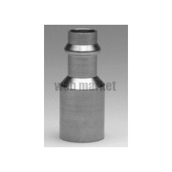 MAMELON REDUCTION A SERTIR MF 35X28 INOX 692433528