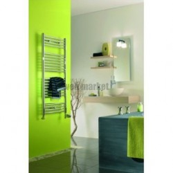 SECHE-SERVIETTE ATOLL SPA ECS 705W CHROME SLO-170-060