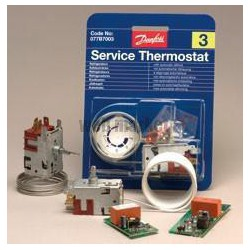 THERMOSTAT ELECTRO MECANIQUE MENAGER N°6 077B7006