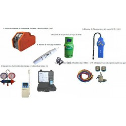 PACK ATTESTATION CAPACITE INSTALLATEUR