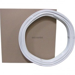 TUBE MULTI-COUCHES COPIPE HSC ISOLÉ,20X2,5MM,PE-RT/AL/PE-RT,ISOL 6MM,(ROULEAU 50M) 1541360