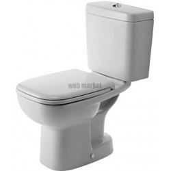 WC S/PIED D-CODE 35,5X65 BLANC SV. 2111010000