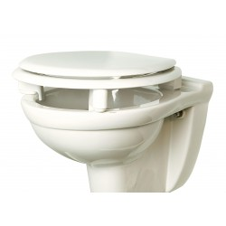 ABATTANT DOUBLE TRADITION CAPOT BL.7TD00010206B