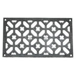 GRILLE AERATION FTE RECT.16X10
