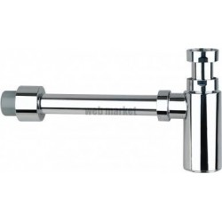 SIPHON DESIGN ABS CHROME L311