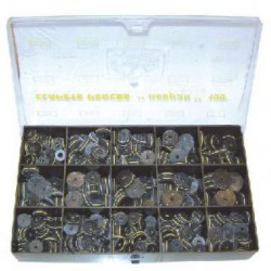 COFFRET ASSORTIMENT CLAPET PERCE