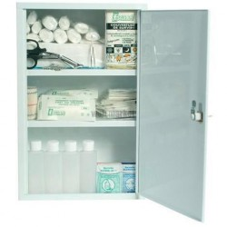 ARMOIRE A PHARMACIE METAL 1PTE