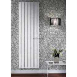 RADIATEUR ALTAI VERTICAL SIMPLE 585W BLANC HY-200-026