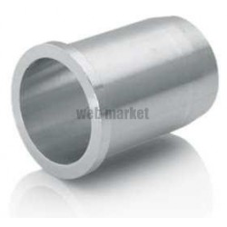 INSERT DE RENFORT EN ALU 1/4 TUBE 1MM
