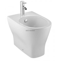 BIDET S/PIED ODEON UP 36,5X57 BLANC JD E4798-00