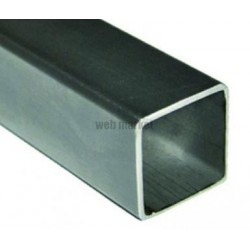 6ML TUBE CAR 40X40X2 INOX 316L