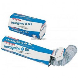 ATLANTIC HEXAGAINE 125 - CONDUIT SOUPLE PVC TYPE B EN CARTON DIAMÈTRE 125