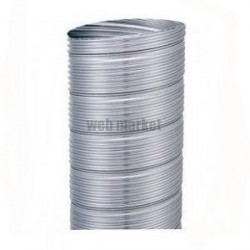 ATLANTIC T 100 AF - CONDUIT FLEXIBLE GALVA 3M D100