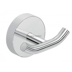 PATERE DOUBLE EROS CHROME GEDY 23261300200