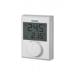 THERMOSTAT AMBIANCE RDH 100 DIGITAL S55770-T377