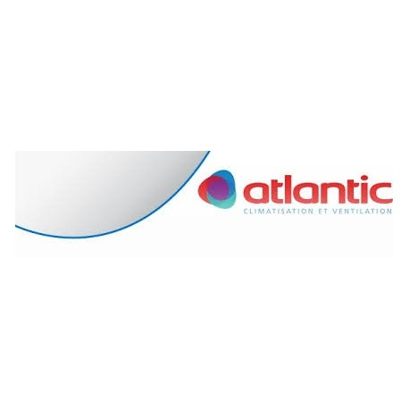 ATLANTIC VOLET SURPRESSION ENTRÉE D'AIR - VAS100E 400X200